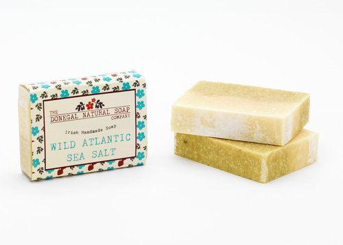 Wild Atlantic Sea Salt Soap (Meer-Salz)